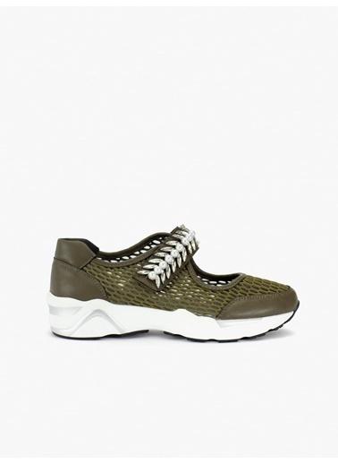 Twist Ayakkabı Yeşil